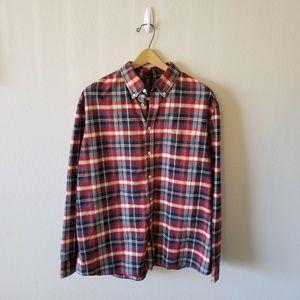 Merona Tailored Fit Button-Down Shirt XL